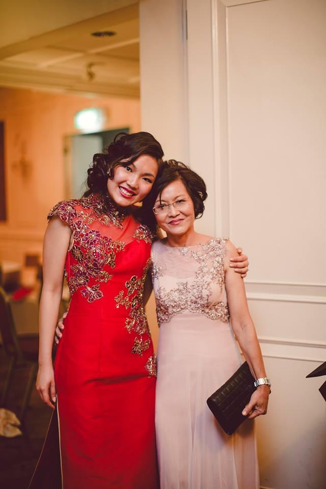 Cheryl jack emmanuel haute couture penang wedding dresses bridal g - Emmanuel haute couture ...