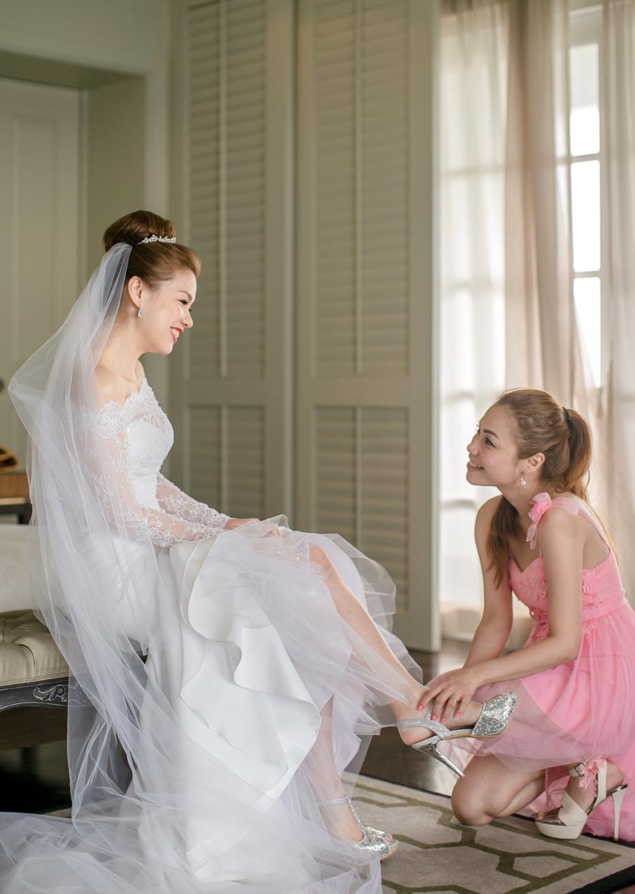 Anna christopher emmanuel haute couture penang wedding dresses bri - Emmanuel haute couture ...