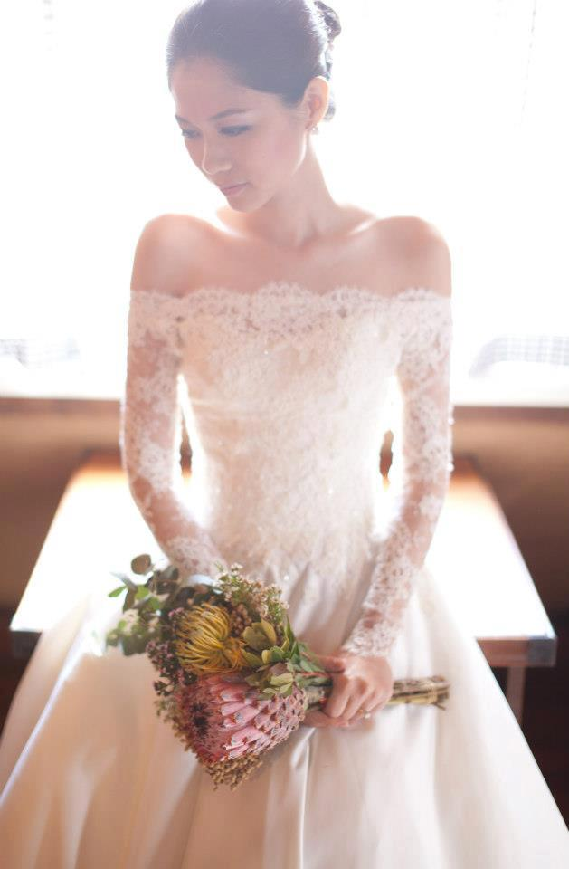 Minori ck emmanuel haute couture penang wedding dresses bridal gow - Emmanuel haute couture ...