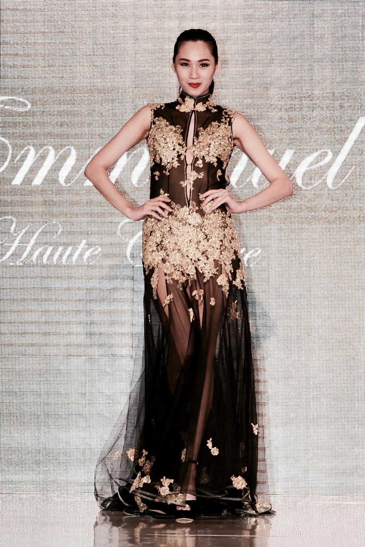 Gurney paragon mall penang fashion week 2015 emmanuel haute couture pena - Emmanuel haute couture ...